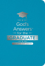 God's Answers for the Graduate: Class of 2019: NKJV (Teal)