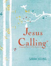 Jesus Calling: Enjoying Peace In His Presence (Large Print, Deluxe)