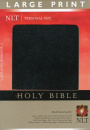 NLT Personal Size Bible (Large Print)