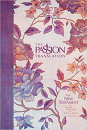 The Passion Translation New Testament With Psalms, Proverbs & Song Of Songs (Peony)