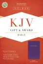 KJV Gift & Award Bible (Purple)