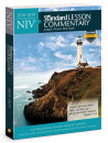 2018-2019 NIV Standard Lesson Commentary (Large Print)