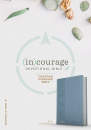 CSB (in)courage Devotional Bible (Blue)