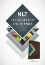 NLT Illustrated Study Bible (Teal/Chocolate)