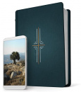 Filament Bible NLT: The Print+Digital Bible (Midnight Blue)
