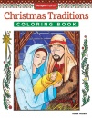 Christmas Traditions Coloring Book