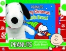 Merry Christmas, Charlie Brown! Play-a-Sound Book and Cuddly Snoopy