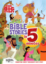 One Big Story-Bible Stories In 5 Minutes: Connecting Christ Throughout God's Story