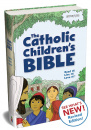 The Catholic Children's Bible, 2nd Edition (Hardcover)