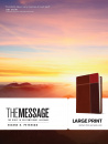 The Message: The Bible in Contemporary Language (Large Print)