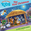 The First Christmas Puzzle (Our Daily Bread for Kids)
