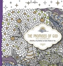 The Promises of God - Adult Coloring Book: Color as You Reflect on God's Words to You