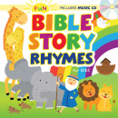 Fun Bible Story Rhymes Kids (Includes CD)