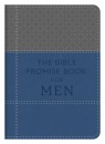 The Bible Promise Book® for Men (Grey & Navy)