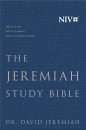 The Jeremiah Study Bible: What It Says, What It Means, What It Means for You (NIV) (Navy Cloth)