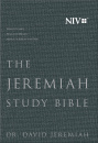 The Jeremiah Study Bible: What It Says, What It Means, What It Means for You (NIV) (Charcoal Cloth)