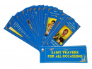 Catholic Saint Prayers for All Occasions Devotional Fan