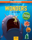 Astonishing Wonders of the Bible (Sticker Book)