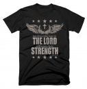 Those Who Hope In The Lord Will Renew Their Strength T-Shirt (Large)