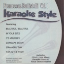 Karaoke Style: Francesca Battistelli, Vol. 1
