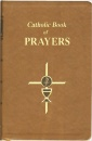 Catholic Book Of Prayers: Imitation Leather | Tan