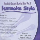 Karaoke Style: Soulful Gospel Radio Hits, Vol. 1