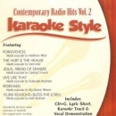 Karaoke Style: Contemporary Radio Hits, Vol. 2 image