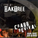 Live at Oaktree: Crabb Revival (CD+DVD)