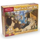 Daniel & The Lions Den Puzzle (48 Piece)