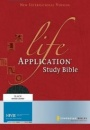 NIV Life Application Study Bible (Black)