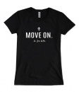 Move On, St. Joan of Arc, T-shirt (Large)