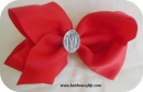 Red Lady of Guadalupe Bow