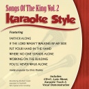 Karaoke Style: Songs Of The King, Vol. 2 image