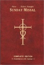 St. Joseph Missal: Flexible | Red
