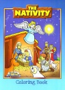 Nativity Coloring Book (52 Pages)