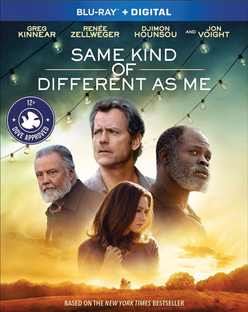 Same Kind of Different As Me (Blu-Ray)