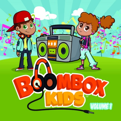 Boom Box Kids Vol.1