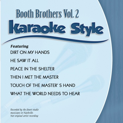 Karaoke Style: Booth Brothers Vol. 2