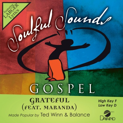 Grateful (feat. Maranda)