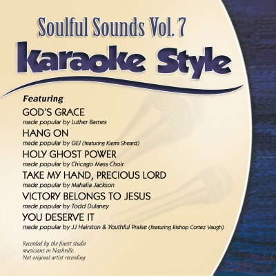 Karaoke Style: Soulful Sounds Vol. 7