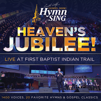 Heaven's Jubilee! Live at Indian Trail - CD