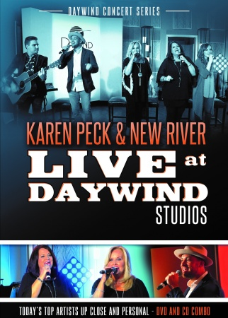 Live At Daywind Studios: Karen Peck & New River (DVD+CD)