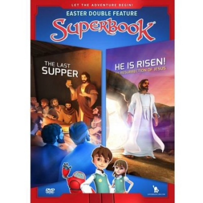 Super Book: Easter Double Feature (The Last Supper/He Is Risen!)