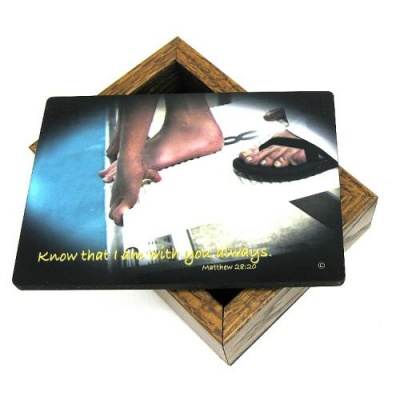 Swimming Keepsake Box