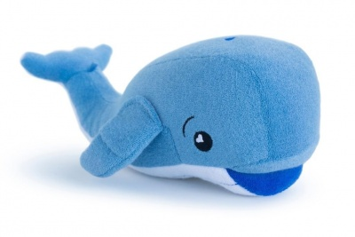SoapSox Bath Toy Sponge: Jackson the Whale
