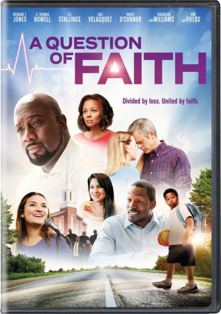 A Question Of Faith (DVD)