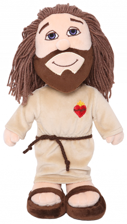 Jesus Plush Doll