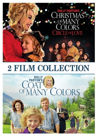 Coat of Many Colors / Christmas of Many Colors 2 Film Collection