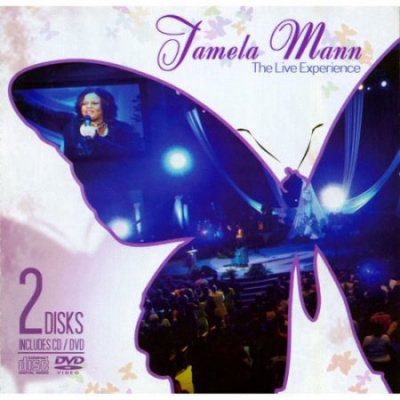 Tamela Mann - The Live Experience (CD+DVD)