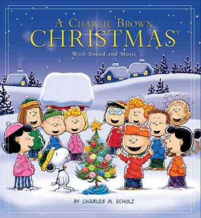 Charlie Brown Christmas Book With Sound